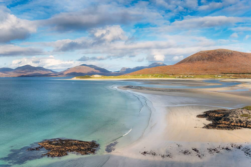 Luskentyre South Harris View