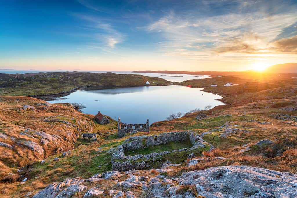 Most beautiful places to visit in the Outer Hebrides