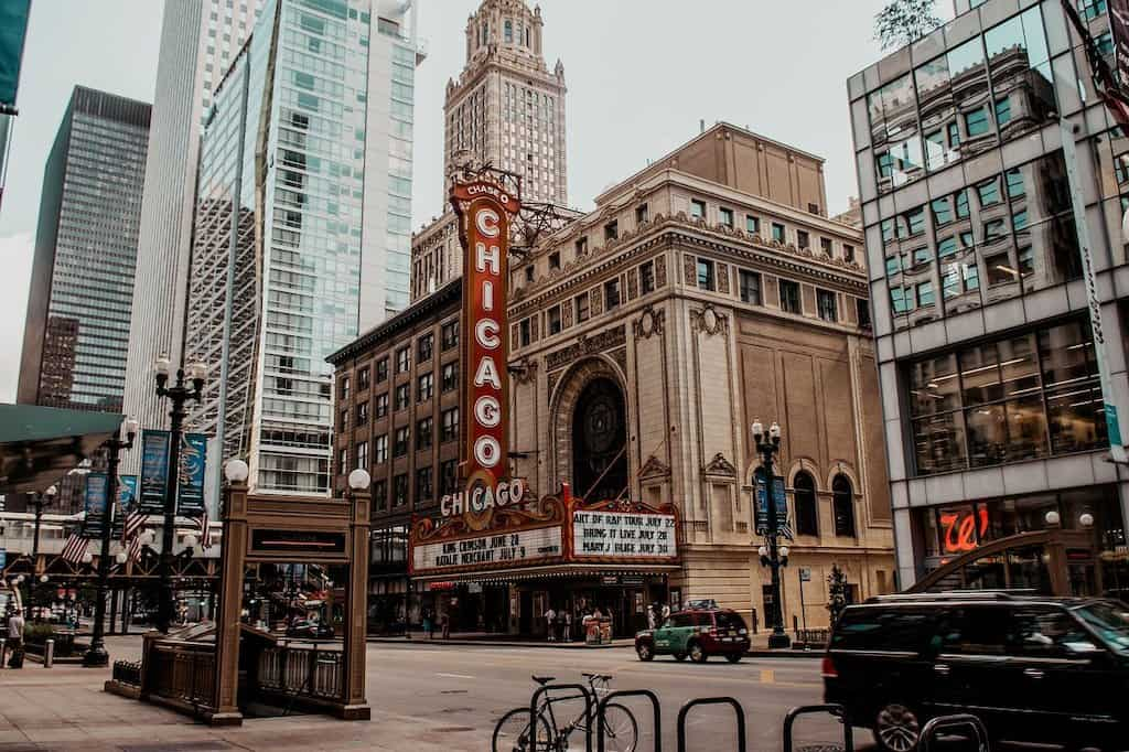 Most romantic hotels in Chicago