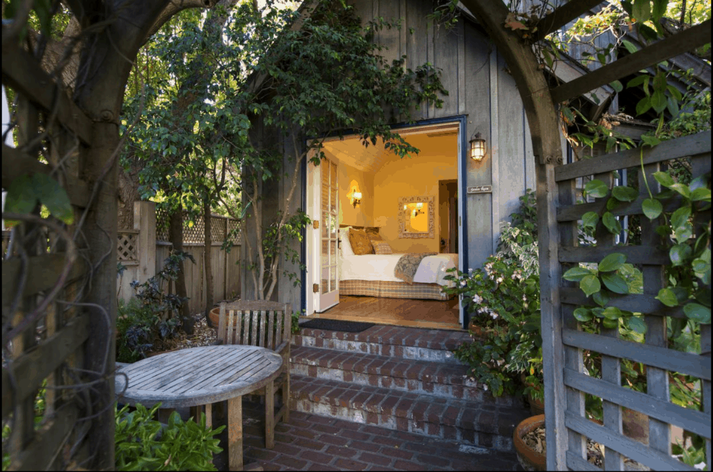Romantic cabin Santa Barbara