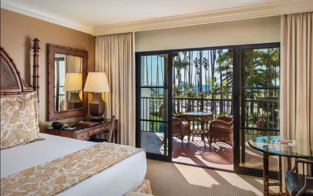A stunning romantic inn Santa Barbara
