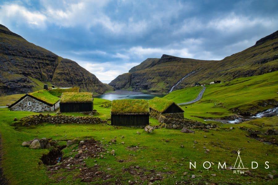 Saksun, Faroe