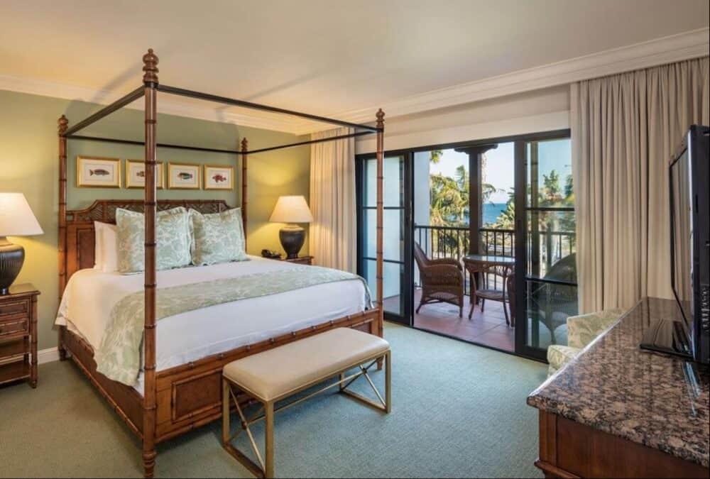 Santa Barbara Inn - romantic places to stay