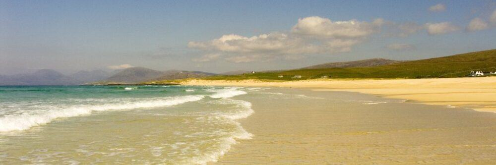 Scarista Beach Hebrides Scotland