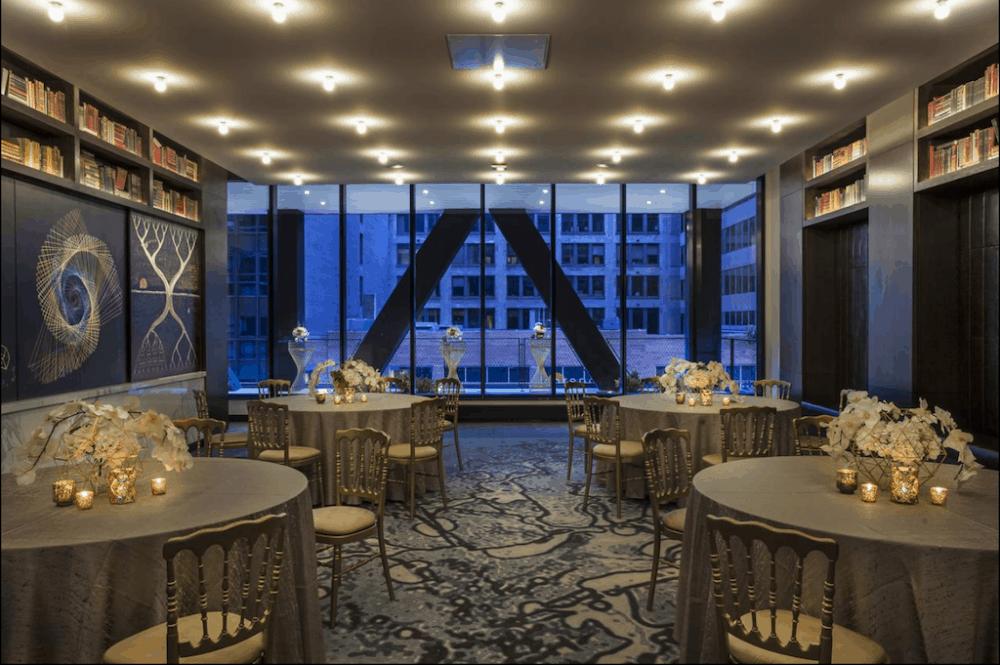 Sexy design hotel in Chicago