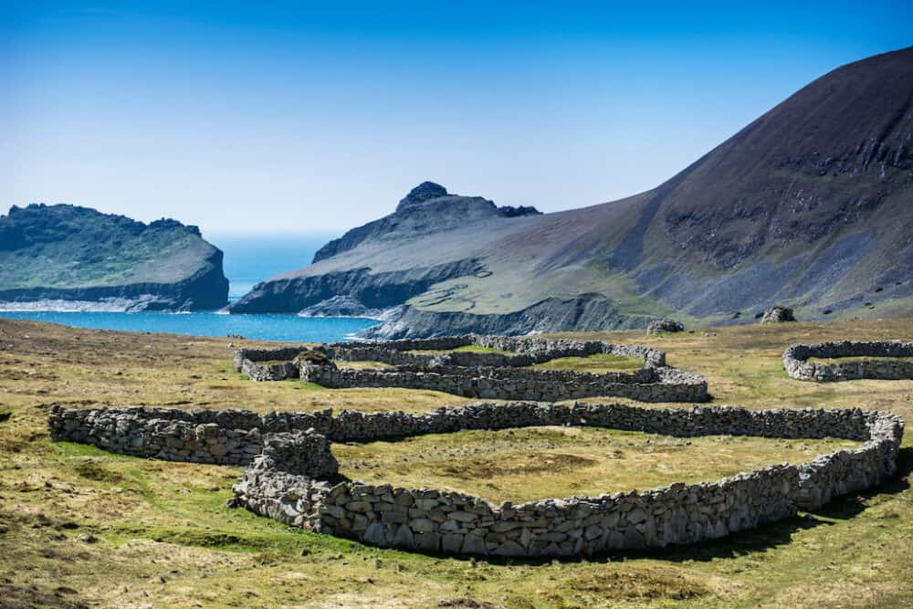 St Kilda - most beautiful places to explore in the Outer Hebrides