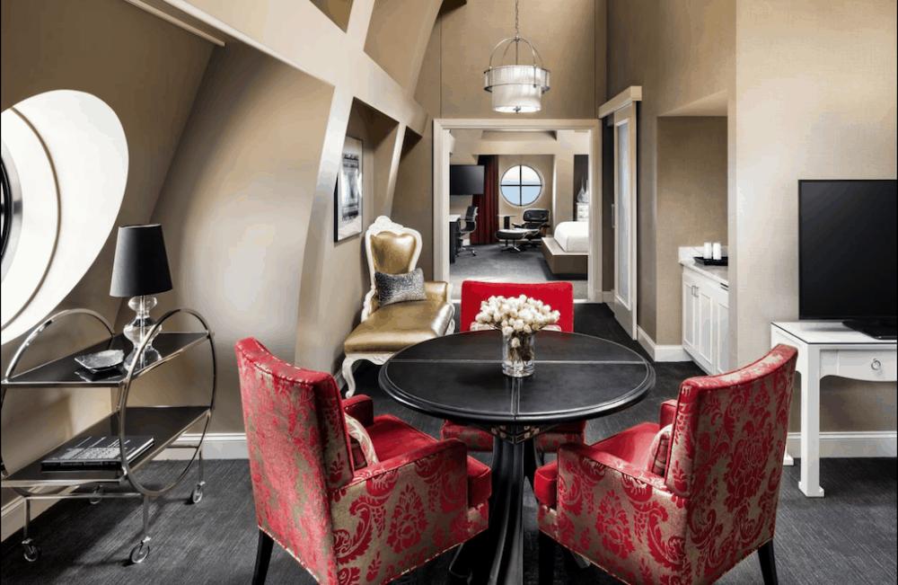 The Blackstone Hotel Chicago- a romantic hotel