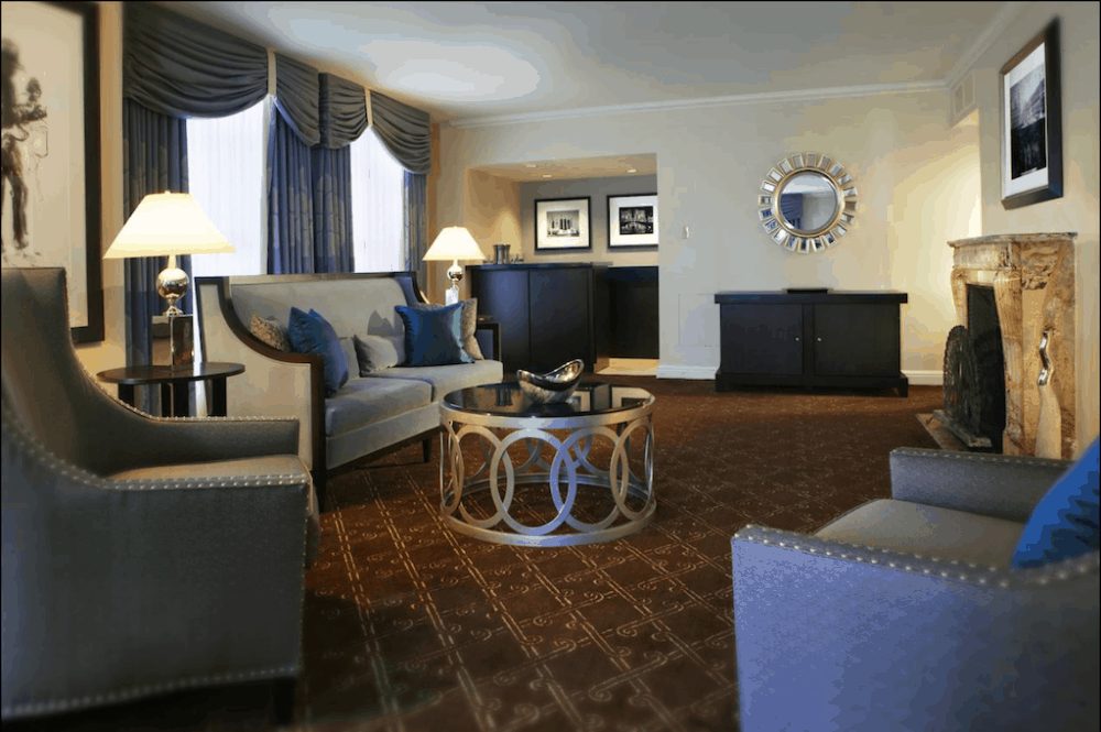 The Palmer House Hilton Chicago - the most romantic hotels in Chicago