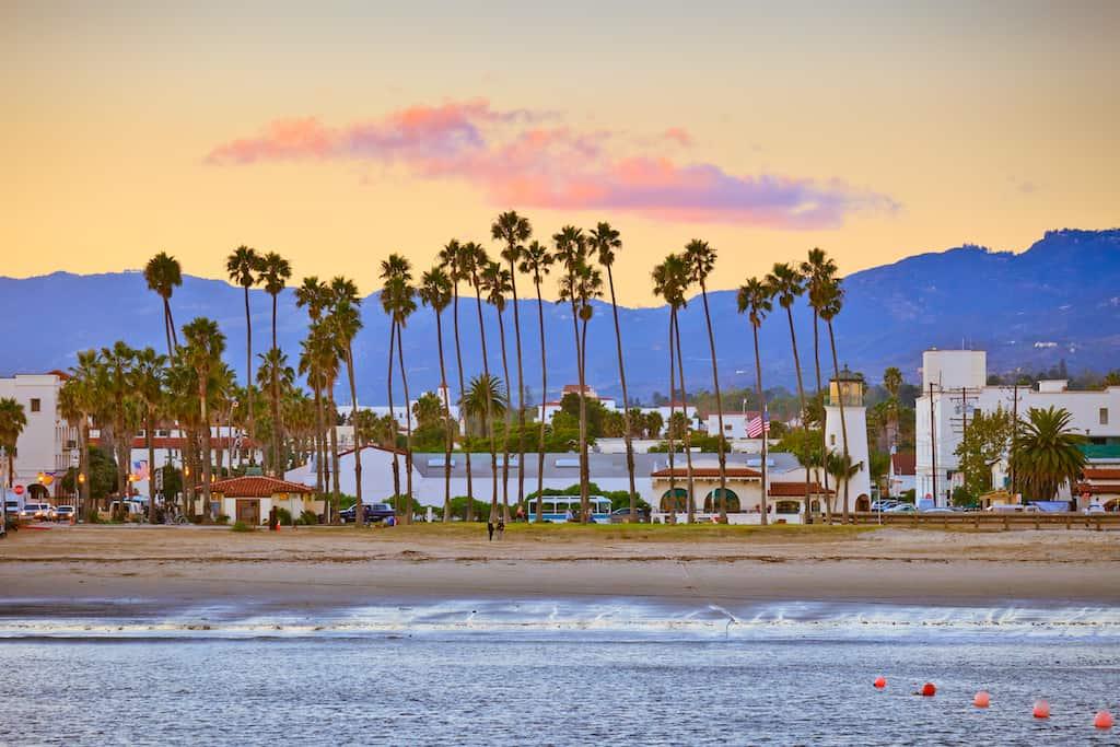 The most romantic hotels in Santa Barbara