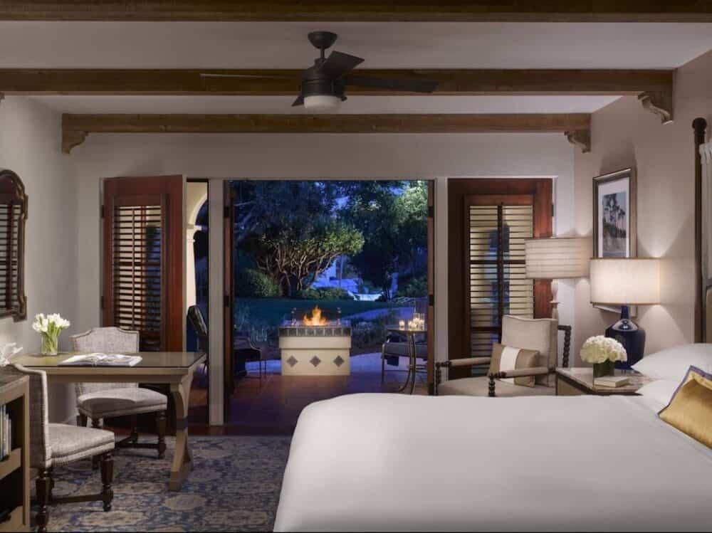 Very romanic hotel in Santa Barbara