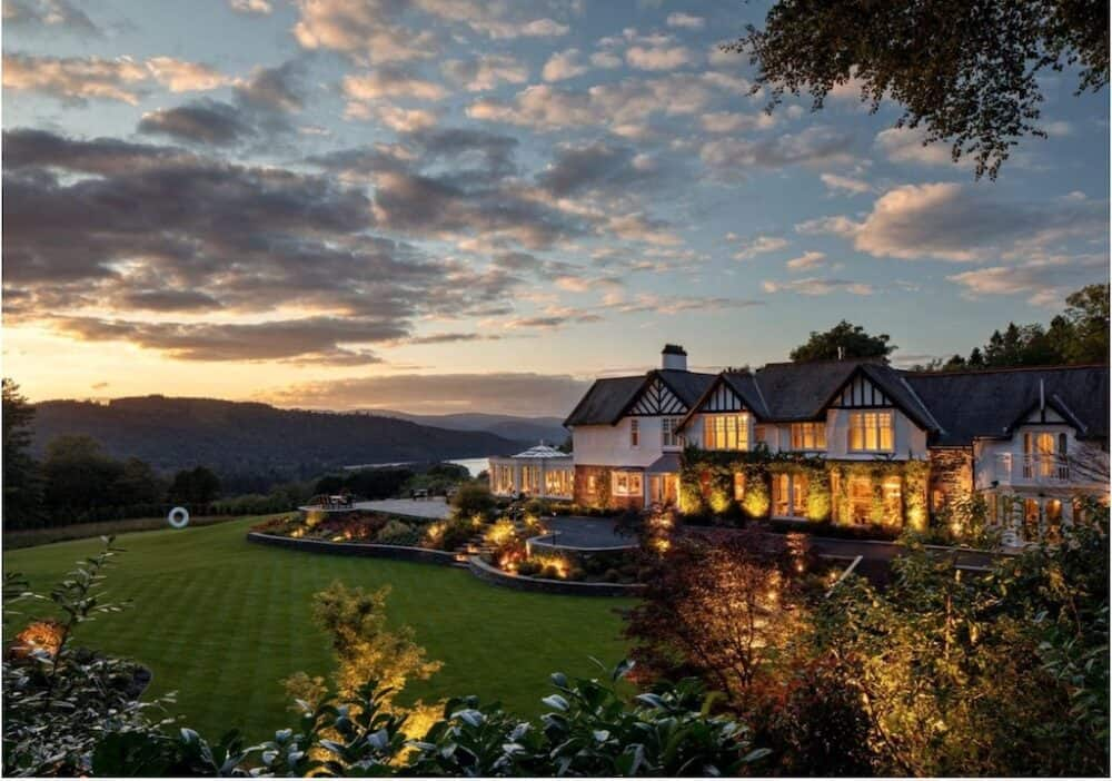 Beautiful Lake District Hotel
