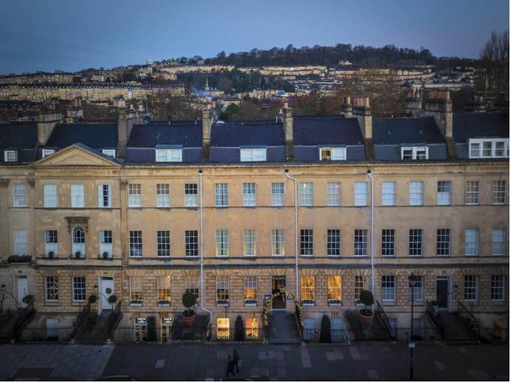 Beautiful hotel in Bath