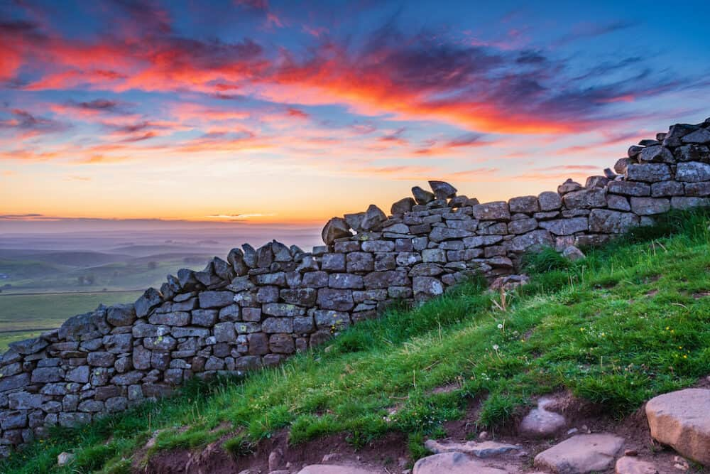 Beautiful Hadrian's Wall