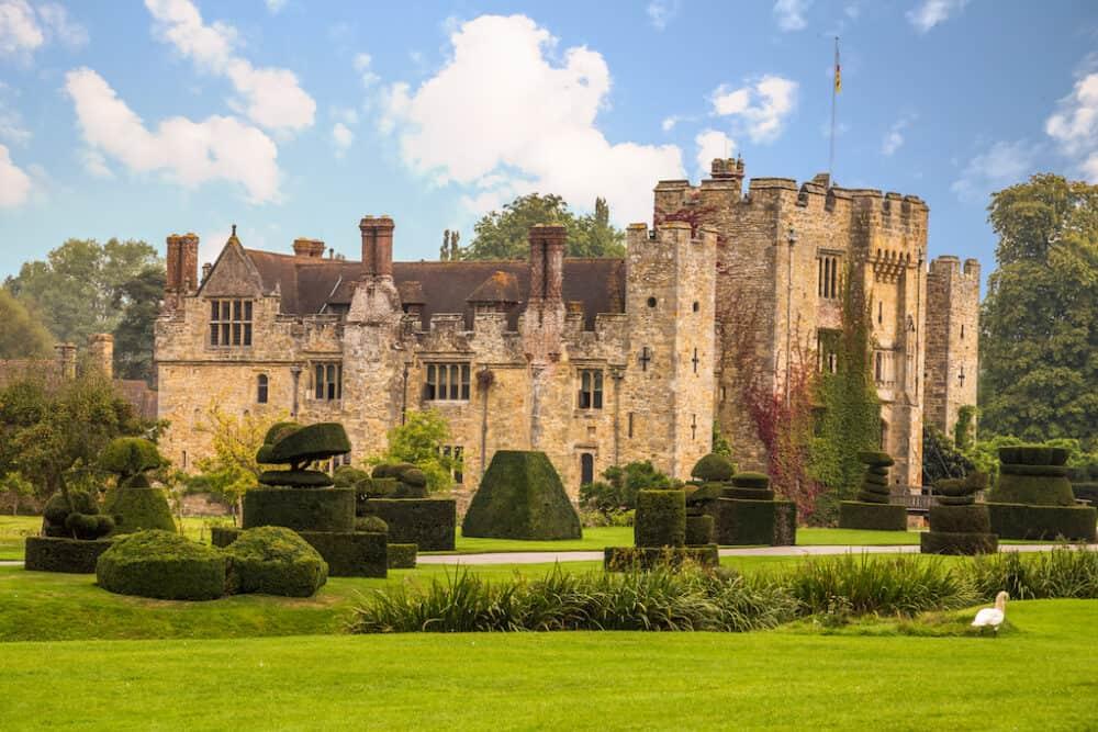 Hever Castle Kent