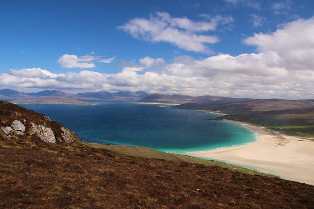 Ceapabhal Hill - places to visit in the Outer Hebrides