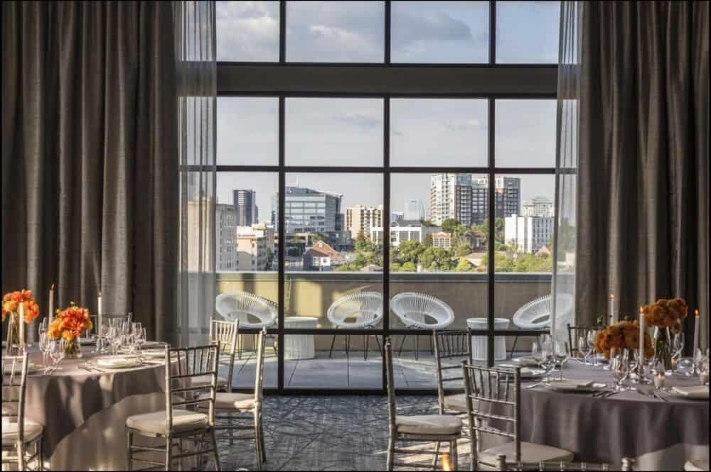 Romantic Dining Room Nashville