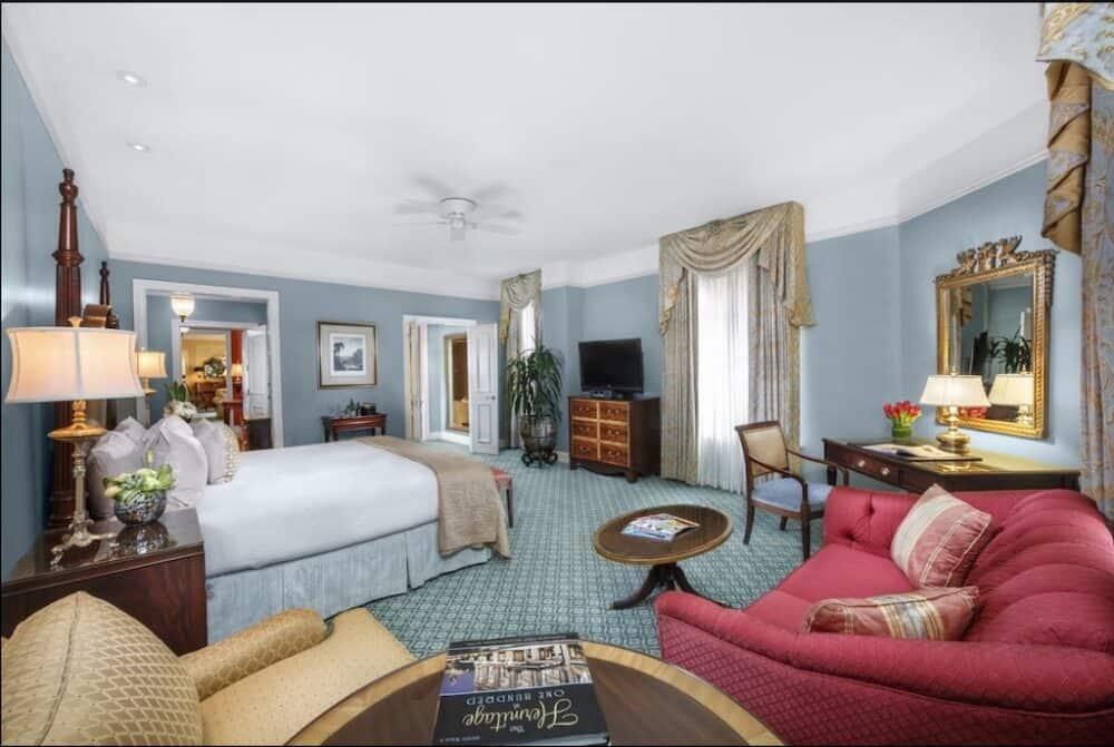 Romantic hotels in Nashville