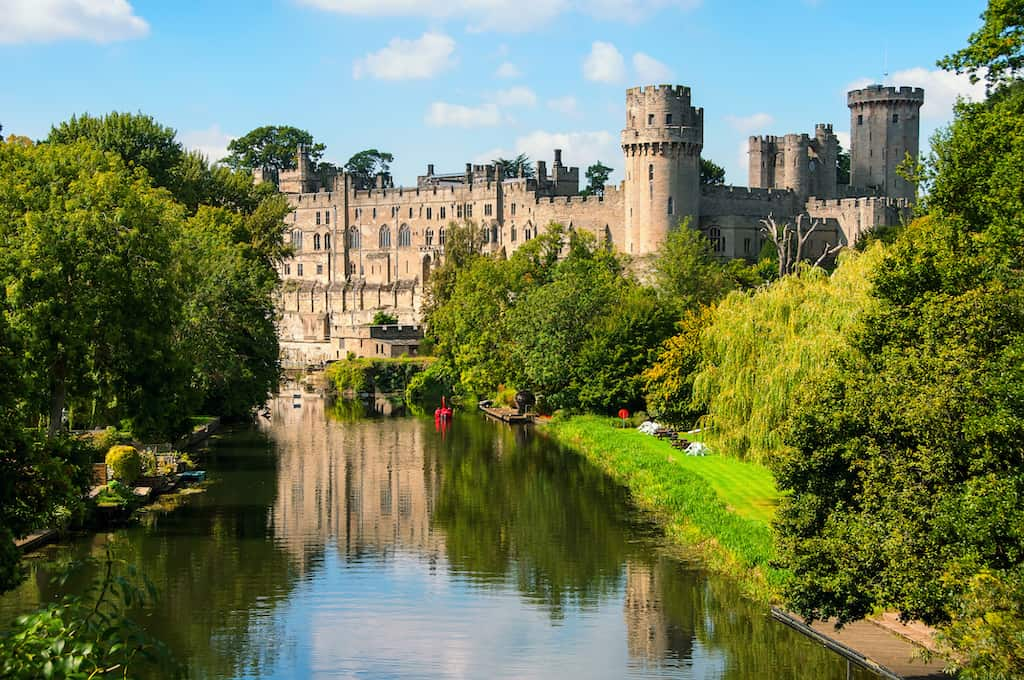 most beautiful places to visit in Warwickshire