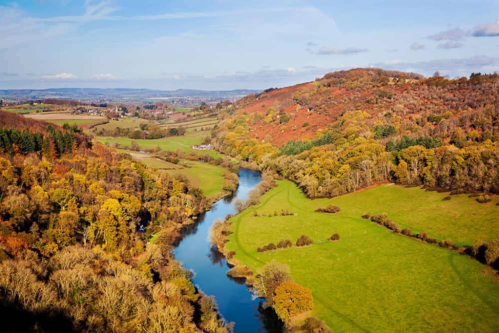 Wye Valley Herefordshire