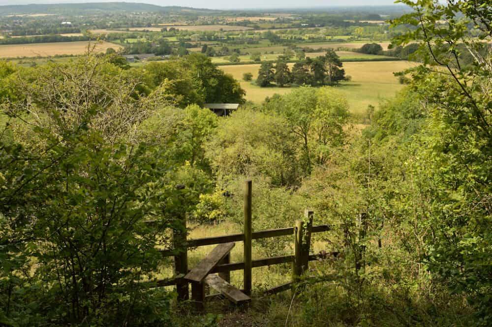 Aldbury Countryside
