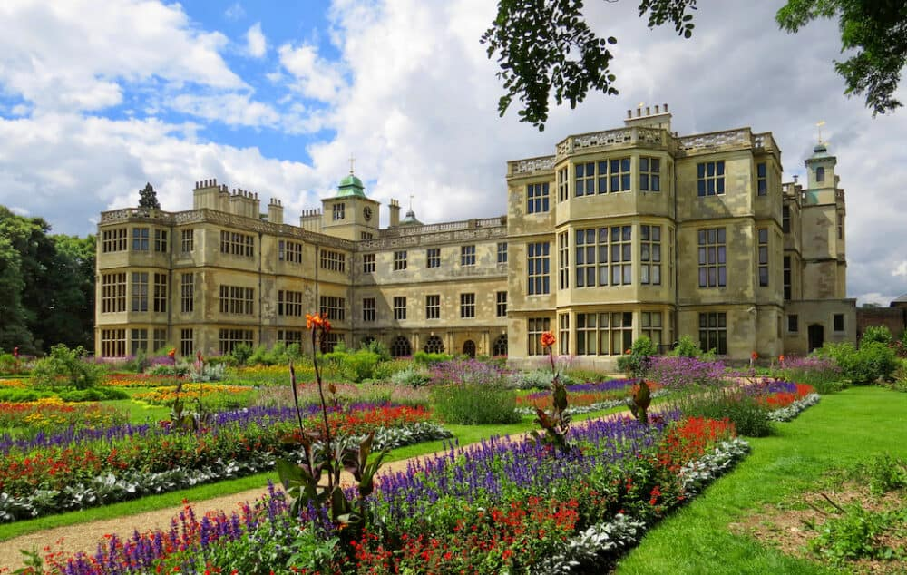 Audley End House Essex