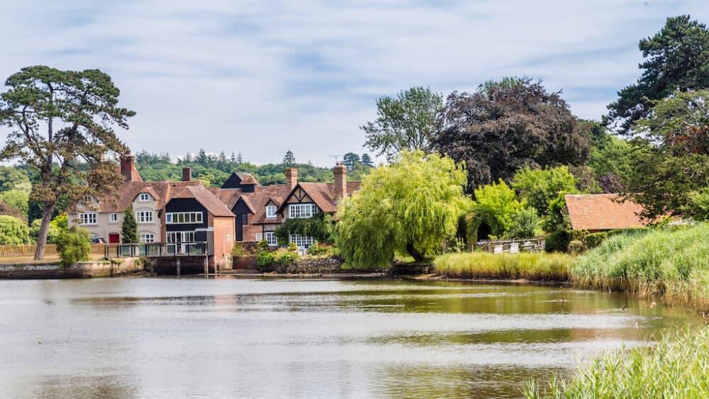 Beaulieu - beautiful places Hampshire