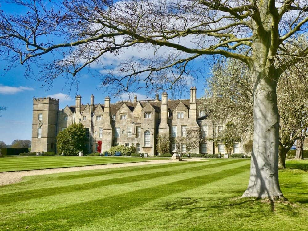 Belton House - best places to visit in Lincolnshire