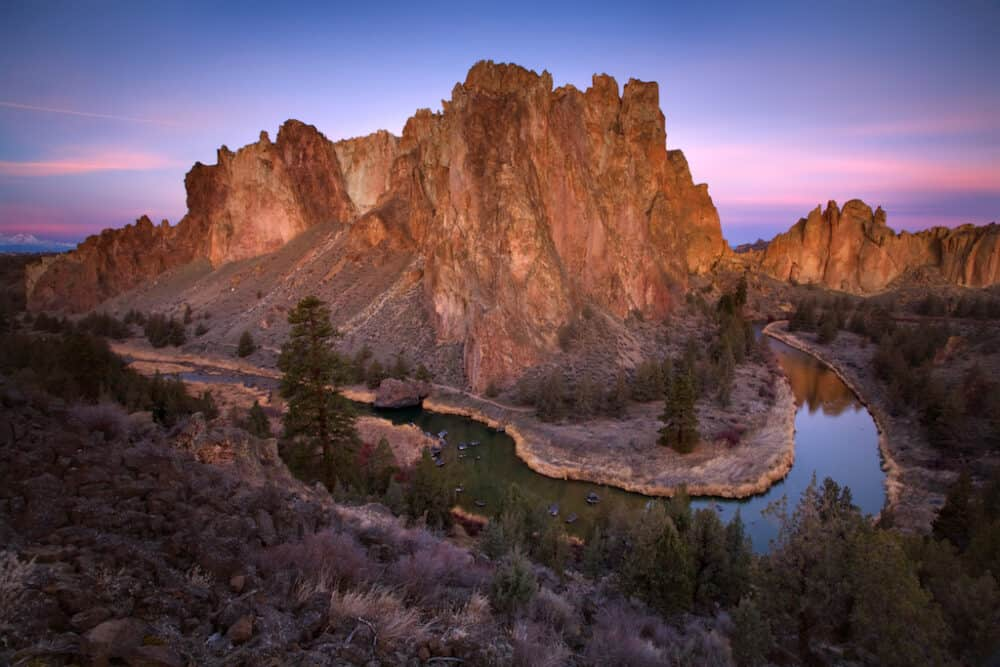 Bend - best places to visit in Oregon
