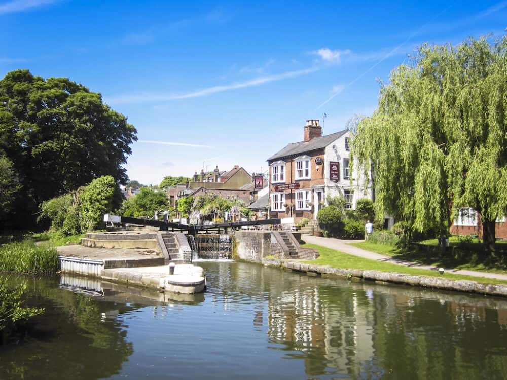 Berkhamsted - best places to visit in Hertfordshire
