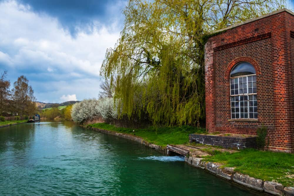 Berkhamsted - pretty places to visit in Hertfordshire