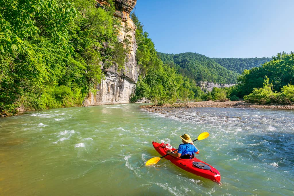 Buffalo National River Summer