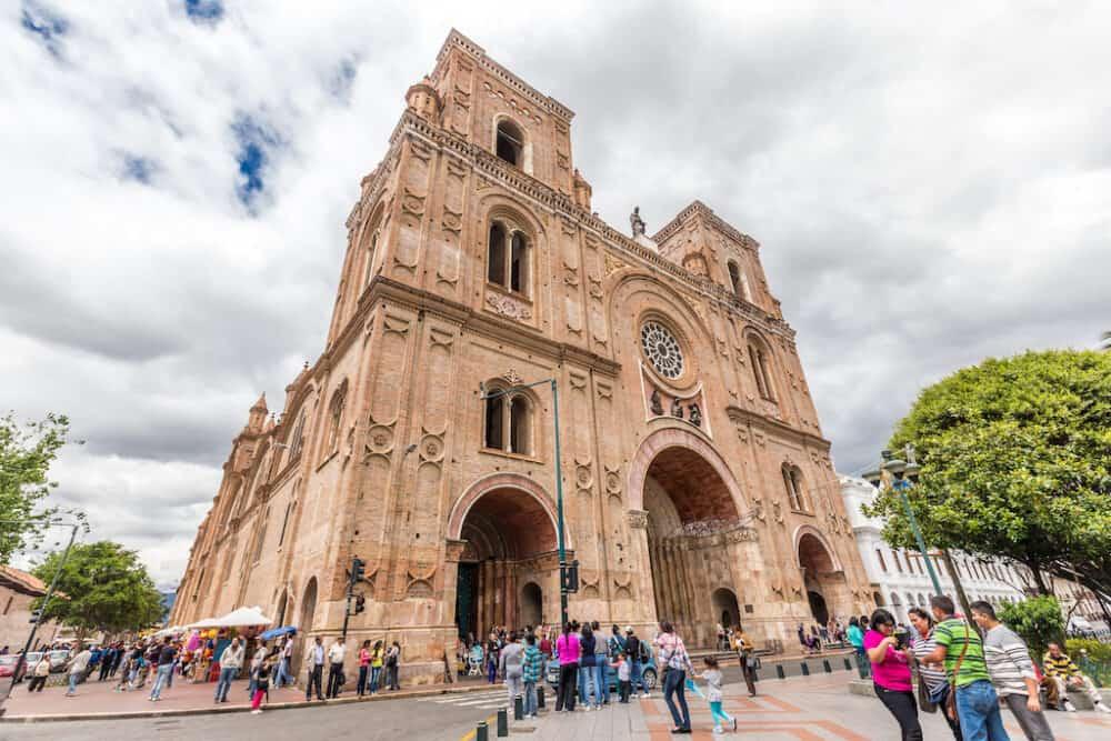 Catedral Nueva of Cuenca