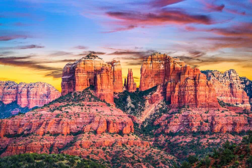 Cathedral Rock Arizona