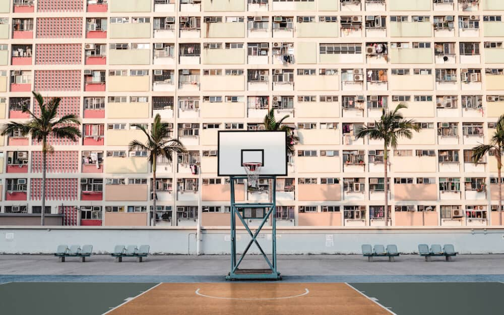 Choi Hung Estate Basketball Court