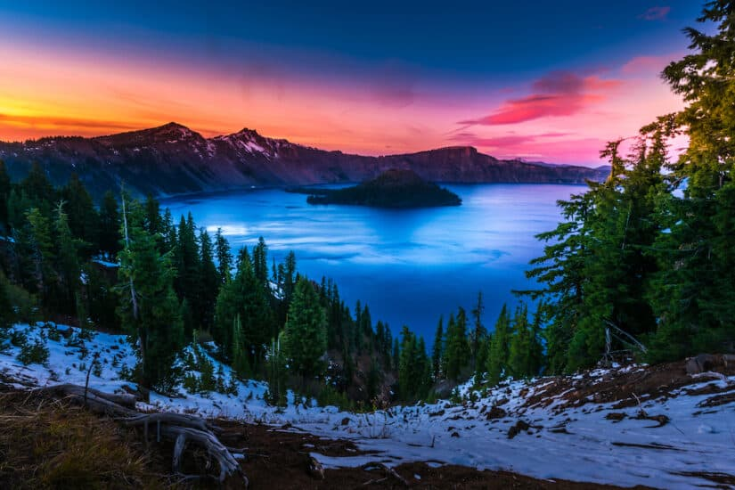 the most beautiful places to visit in Oregon