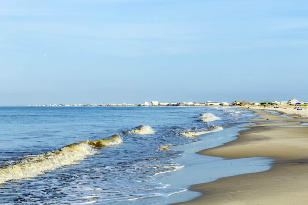 Dauphin Island - best places to visit in Alabama
