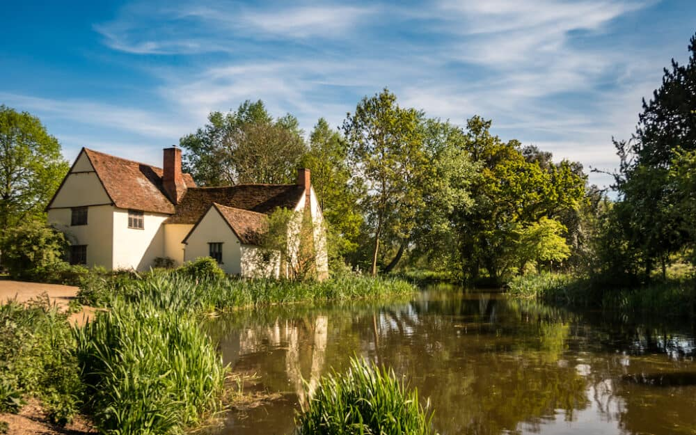 Dedham - most beautiful places to visit in Essex