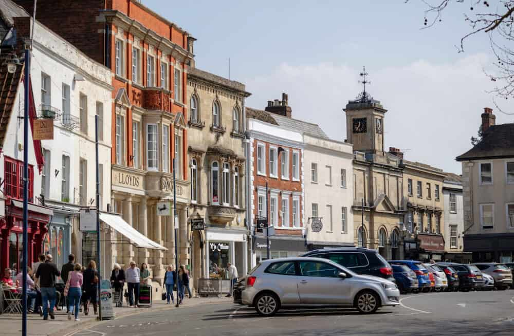 Devizes - best places to visit in Wilshire