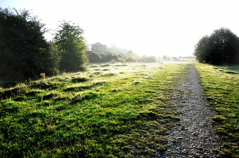 Greenham Common Berkshire