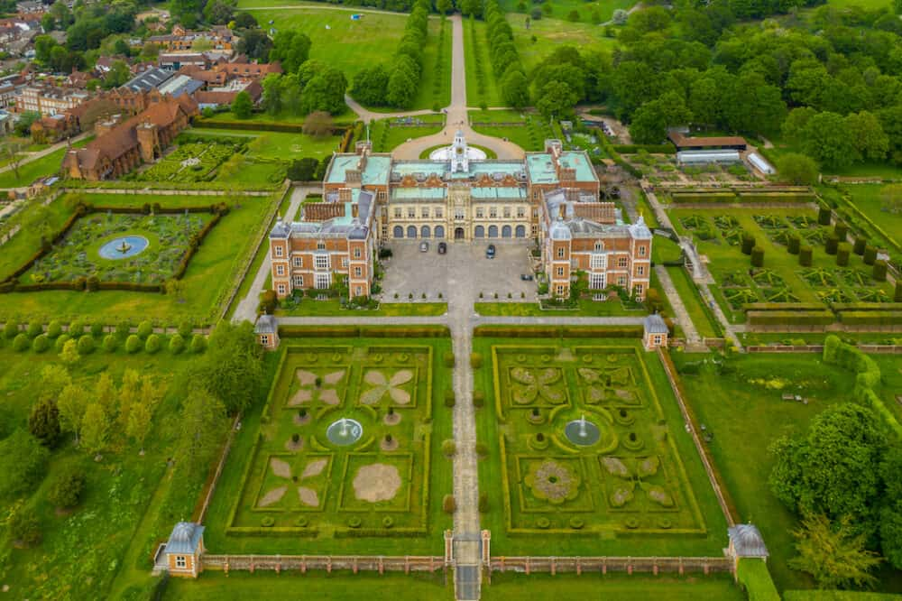 Hatfield House - best places to visit in Hertfordshire