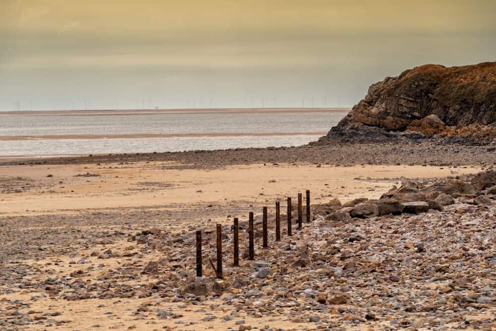 Haverigg Beach Cumbria