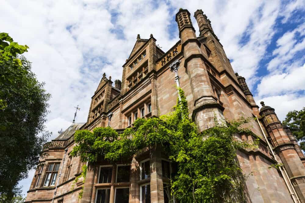 Holker Hall Cumbria