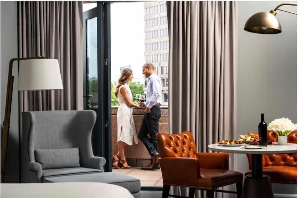 Hotel for lover's in Atlanta