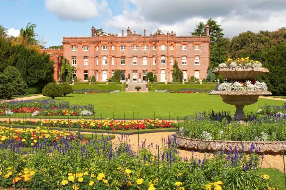 Hughenden Manor Buckinghamshire