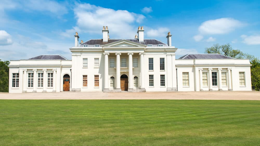 Hylands House - Essex