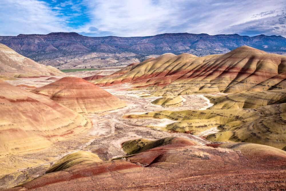 John Day Fossil Beds National Park
