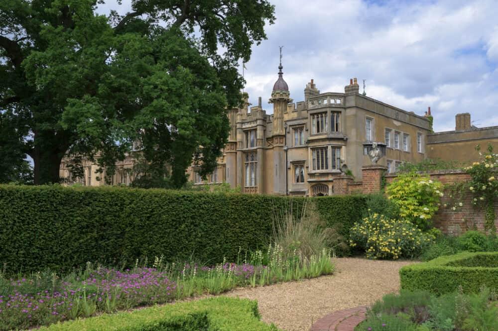 Knebworth House Hertfordshire
