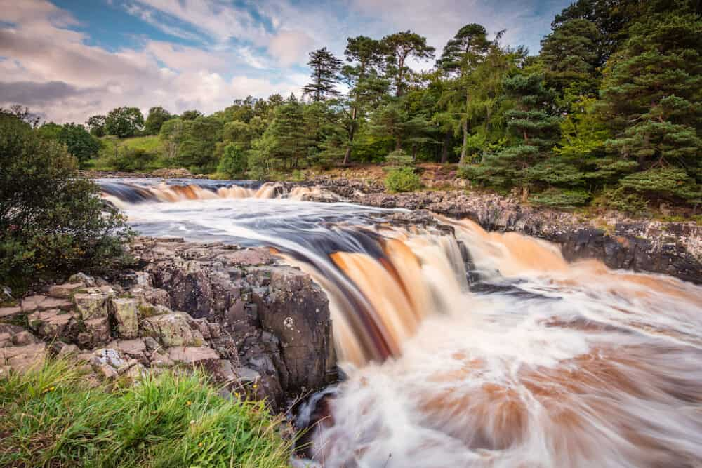 Low Force County Durham