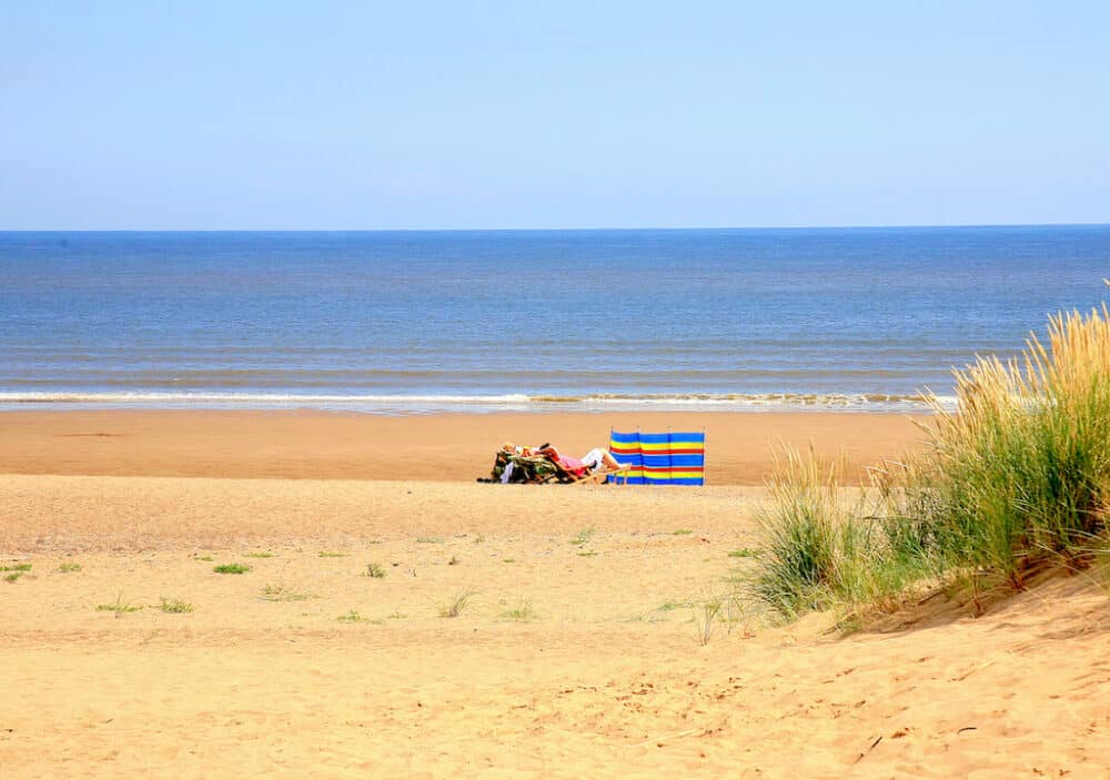 Mablethorpe Beach - Lincolnshire