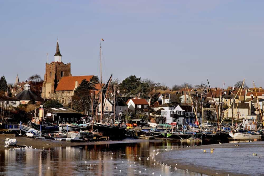 Maldon - great places to visit in Essex